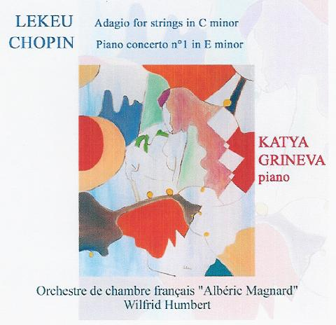 CD Lekeu & Chopin